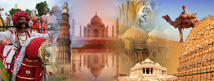 India Tour Packages, India Trips, Incredible India Tours