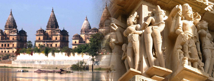 Orchha and Khajuraho - Come and Explore