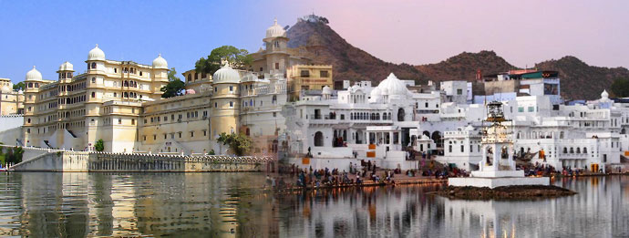 Pushkar and Udaipur: Rajasthan's Favorite Tourists Locations