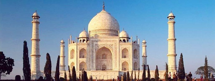 Taj Mahal: The Quintessence of Love
