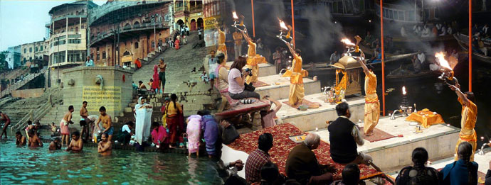 Varanasi: A Holy Place in India